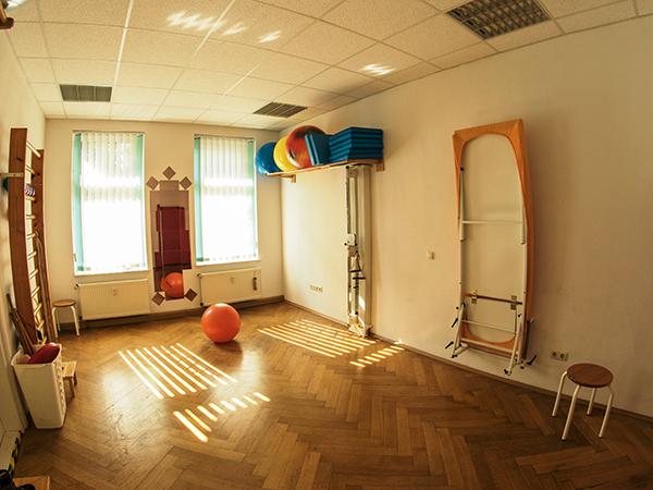 Einrichtung - Praxis für Physiotherapie Siebert in 04155 Leipzig